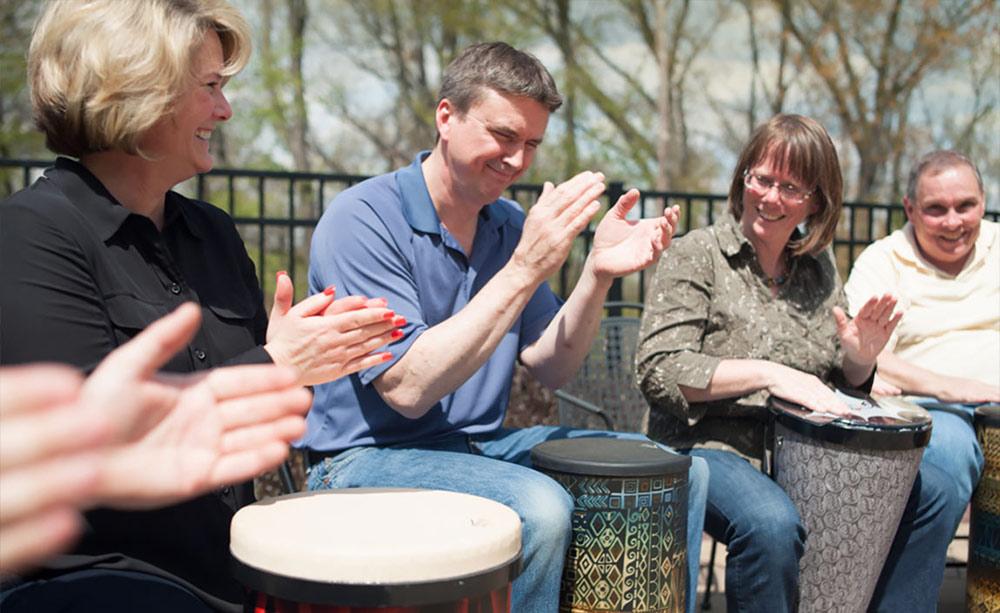 Music Facilitator for Groups
