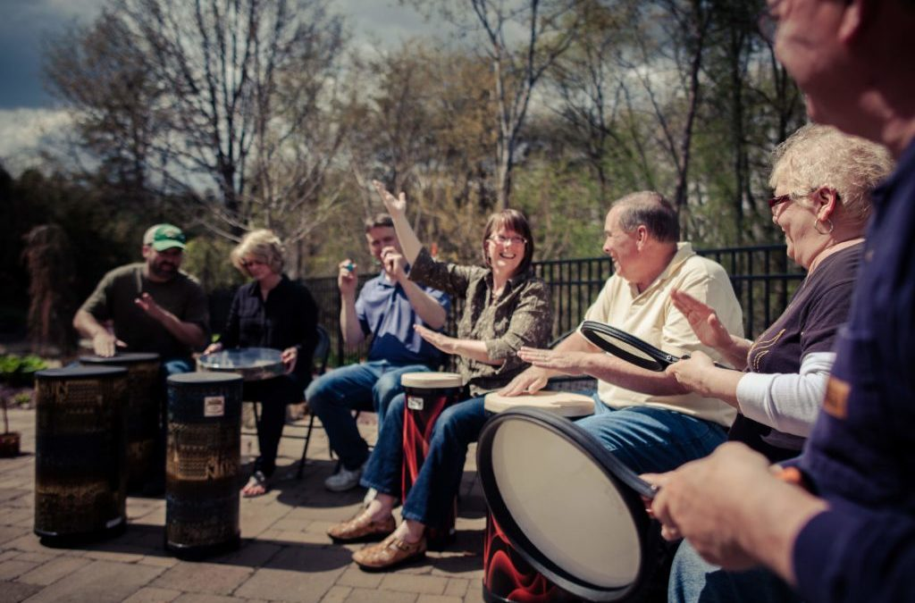 Drum Circles: Is this just a hippy thing?